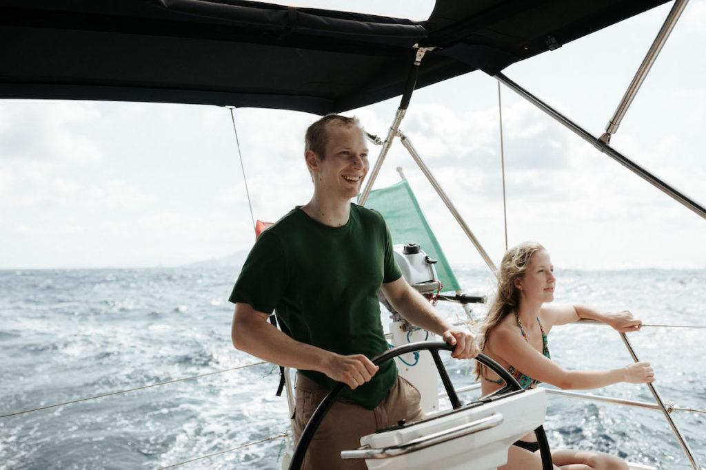 Alex Skipper Pirates of Paradise